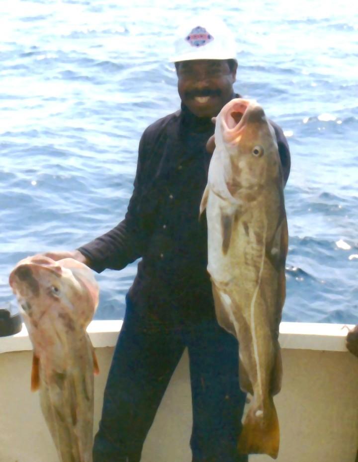 Fishing Cape Cod near Provencetown, MA